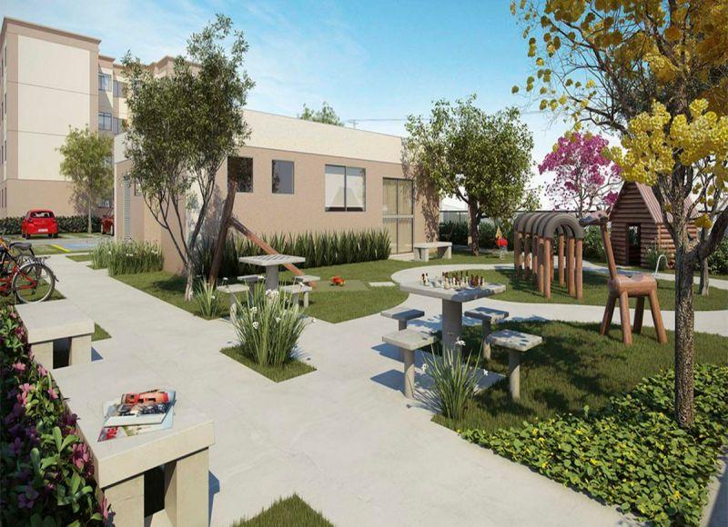 Apartamentos à venda no Marcos Freire: