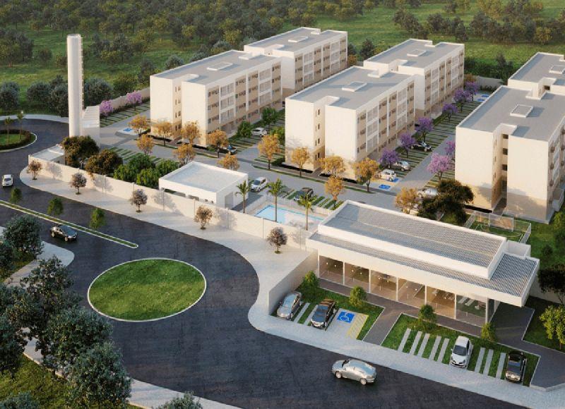 Apartamentos à venda no Muribara: